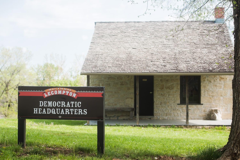 Territorial Democratic Headquarters