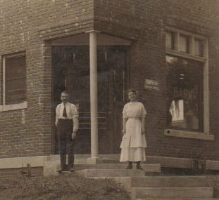 State Bank of Lecompton with Krieder and Iliff