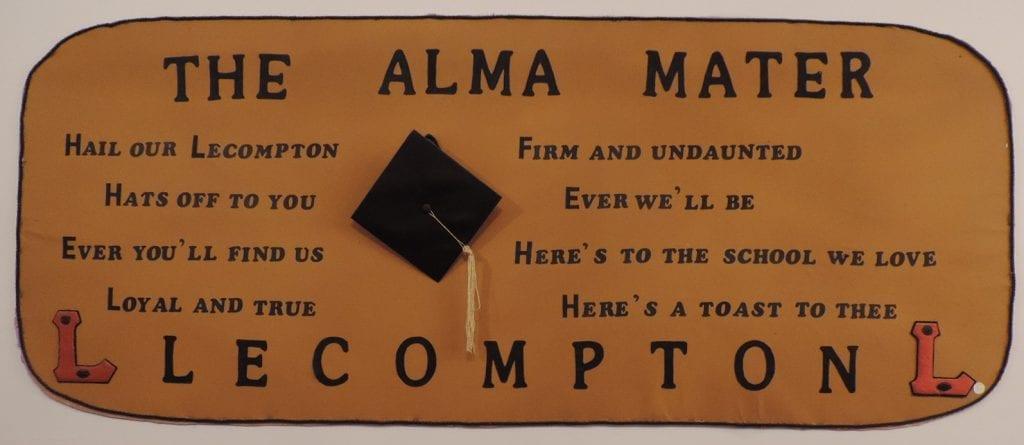 Lecompton Alma Mater