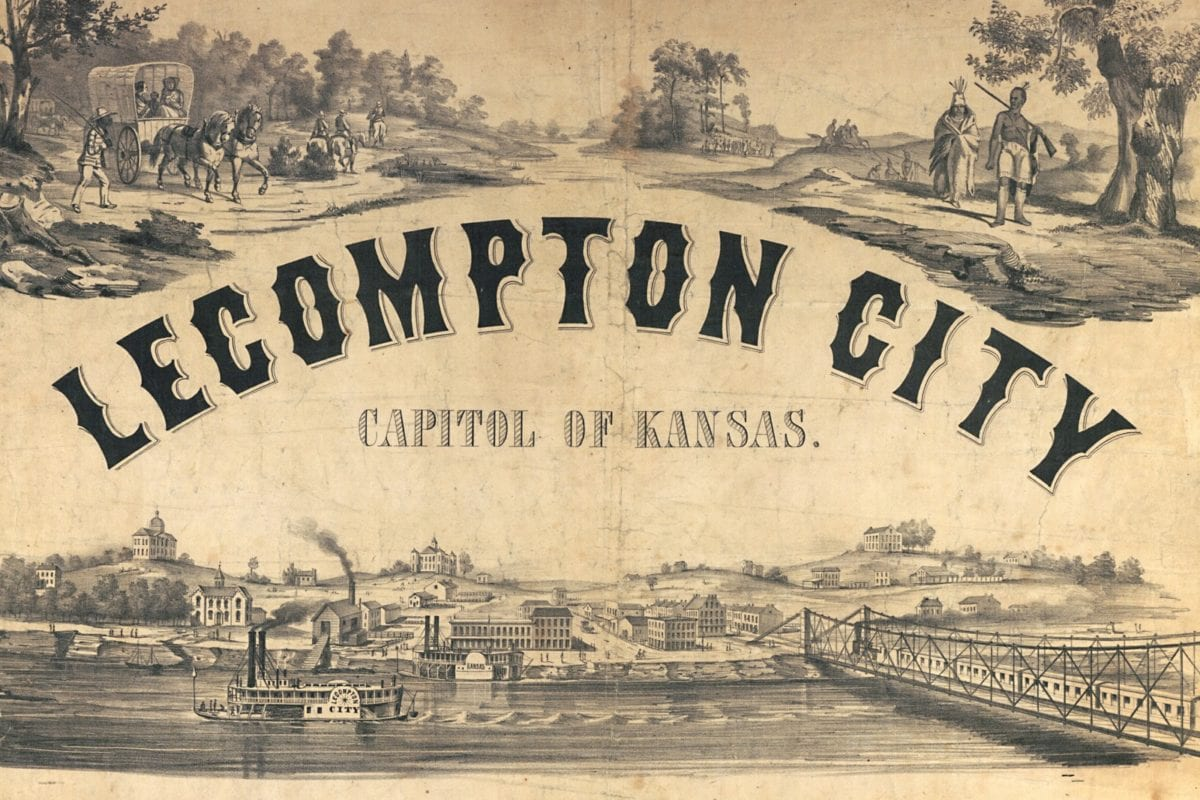 Lecompton City