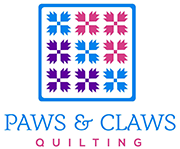 Paws and Claws Quilting