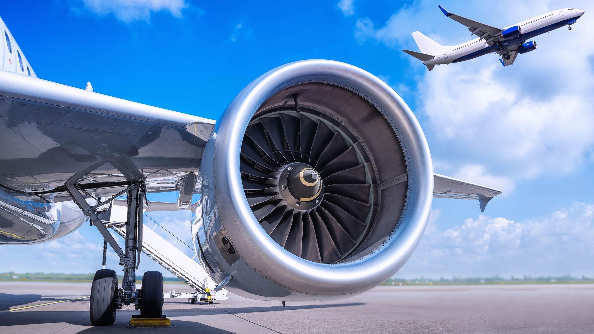plane-engine-take-off-landing
