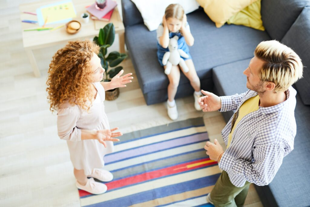 Top Factors That Determine Child Custody