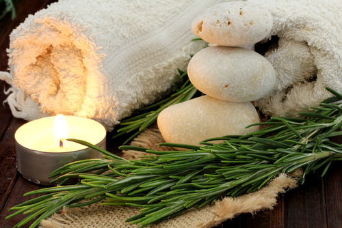 Simple Rituals: The Scent of Rosemary for Productivity