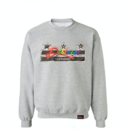 TDCB - Sweat Shirt - Gray