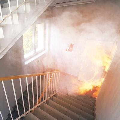 Fire & Smoke Damage Restoration Phoenix