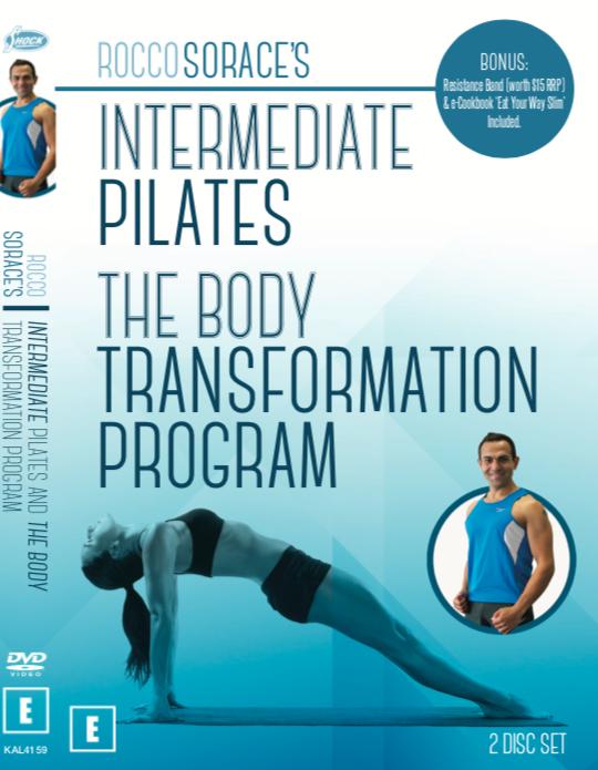 intermediate pilates cover