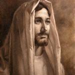 Jesus the Christ 11x14 Oil on Canvas