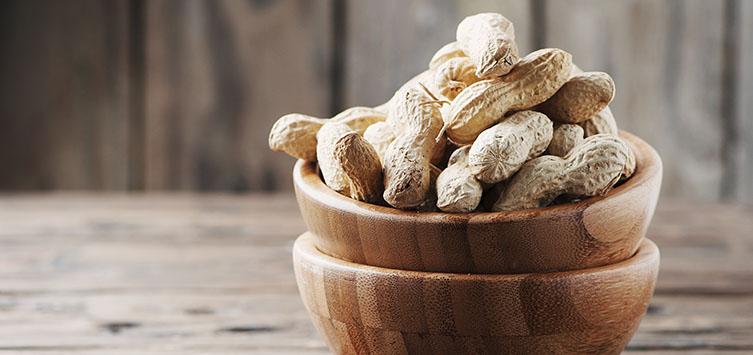 Peanut Types