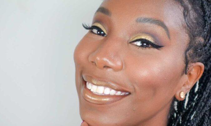 black is king beyonce makeup