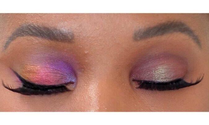 2020 holiday makeup