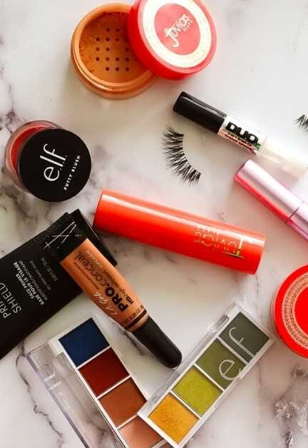 drugstore makeup for zoom