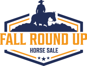 Fall Round Up Horse sale UT