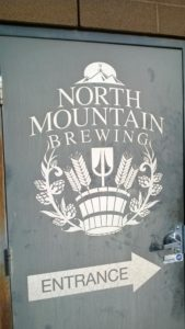 NORTH MOUNTAIN Logo 1
