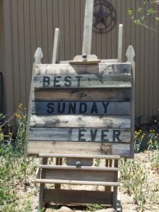 BARNSTAR Best Sunday Ever