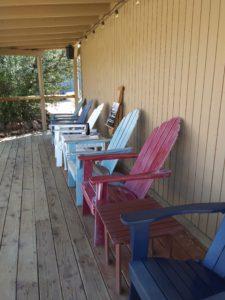 BARNSTAR Porch