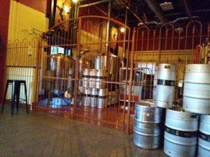 BONE Haus Brewing Interior