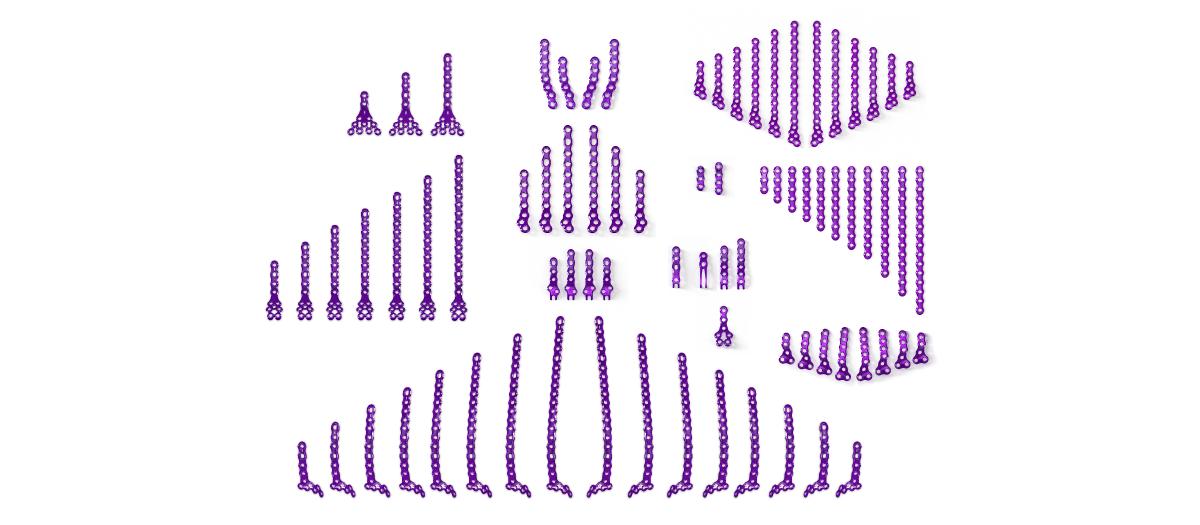 Gorilla Ankle Fracture Pilon Plating System
