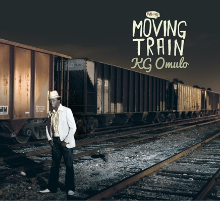 KG Omulo - Moving Trains