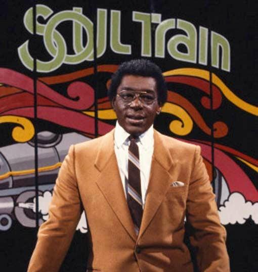 photo 7 - Don Cornelius on Soul Train
