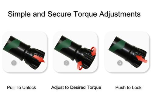 Torque Adjustments