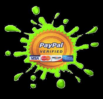 Pay with Paypal to Magicomp