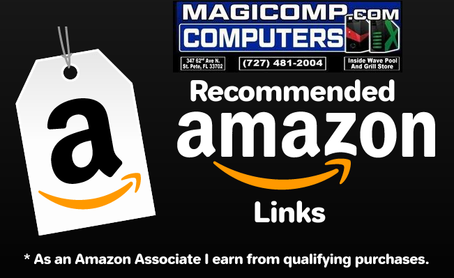 Amazon Affiliate Links - As an Amazon Associate I earn from qualifying purchases