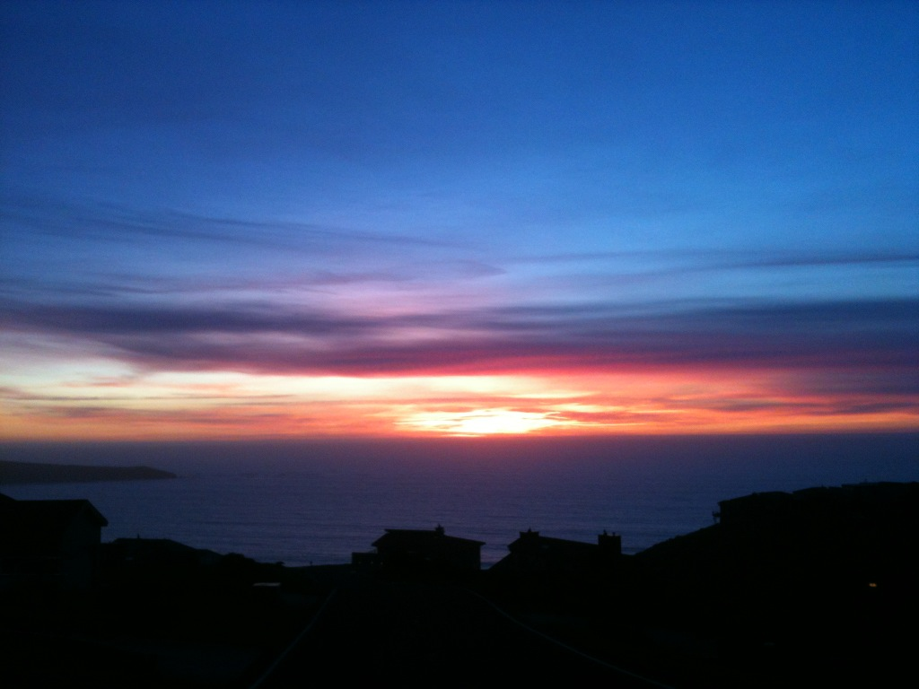 Dillon Beach Sunset, CA
