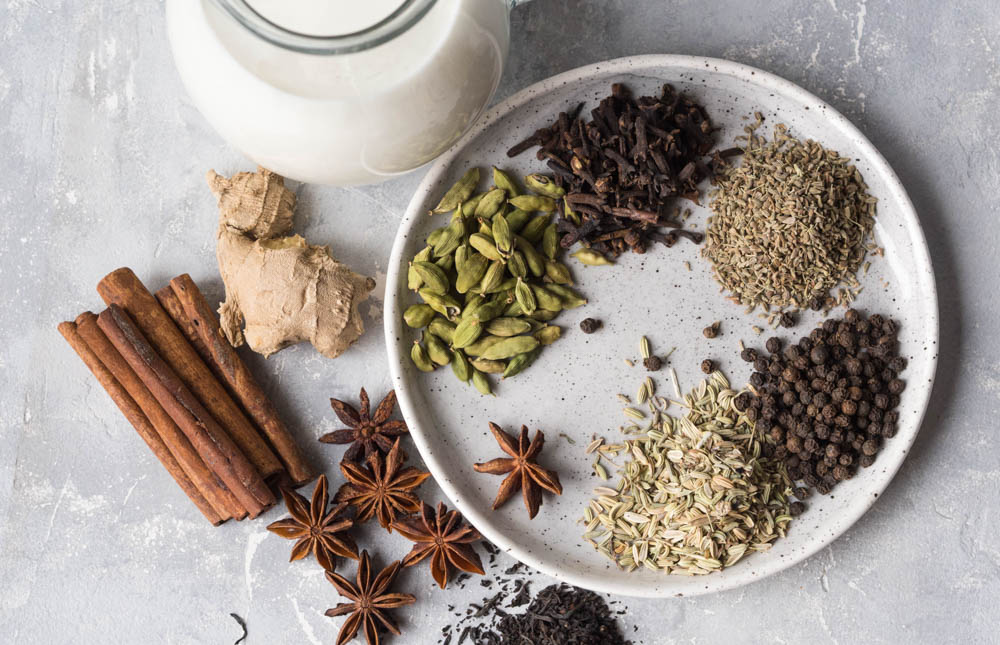Health benefits of spices chai