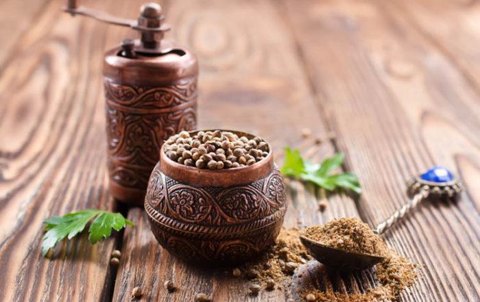 coriander seeds benefits