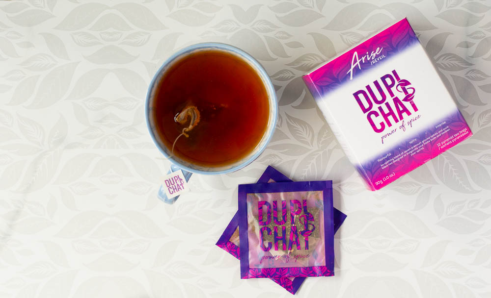 Focus and Brain Support | 7-spice (Arise) Chai Tea for Cognitive Health