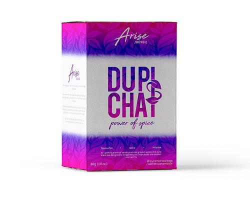 Arise Brain Boost Tea box