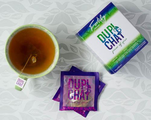 Fortify Turmeric Tulsi Tea