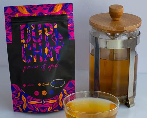 Fortify Immunity looseleaf tea