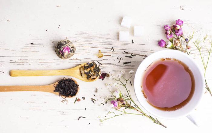 Tea spices caffeine