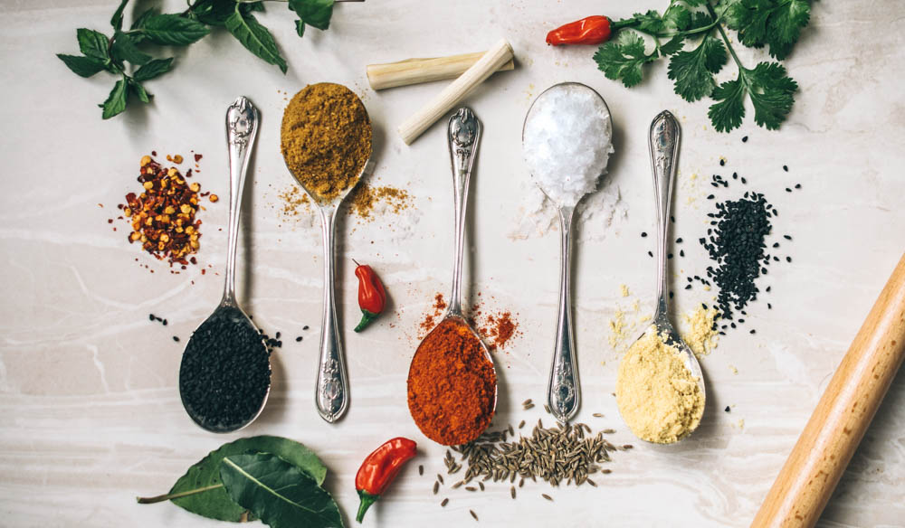 Top 10 Antioxidant Herbs and Spices