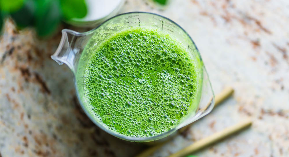Elevate your Gut   Chai Tea (Green Smoothie) Recipe