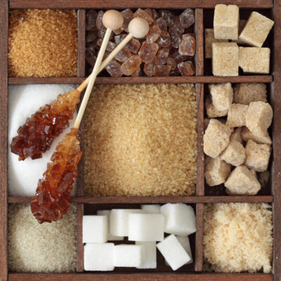 sugar sweetener tray