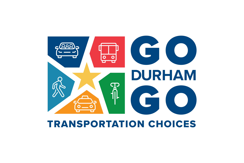 Logo design by Virtual Apiary for Durham Transportation