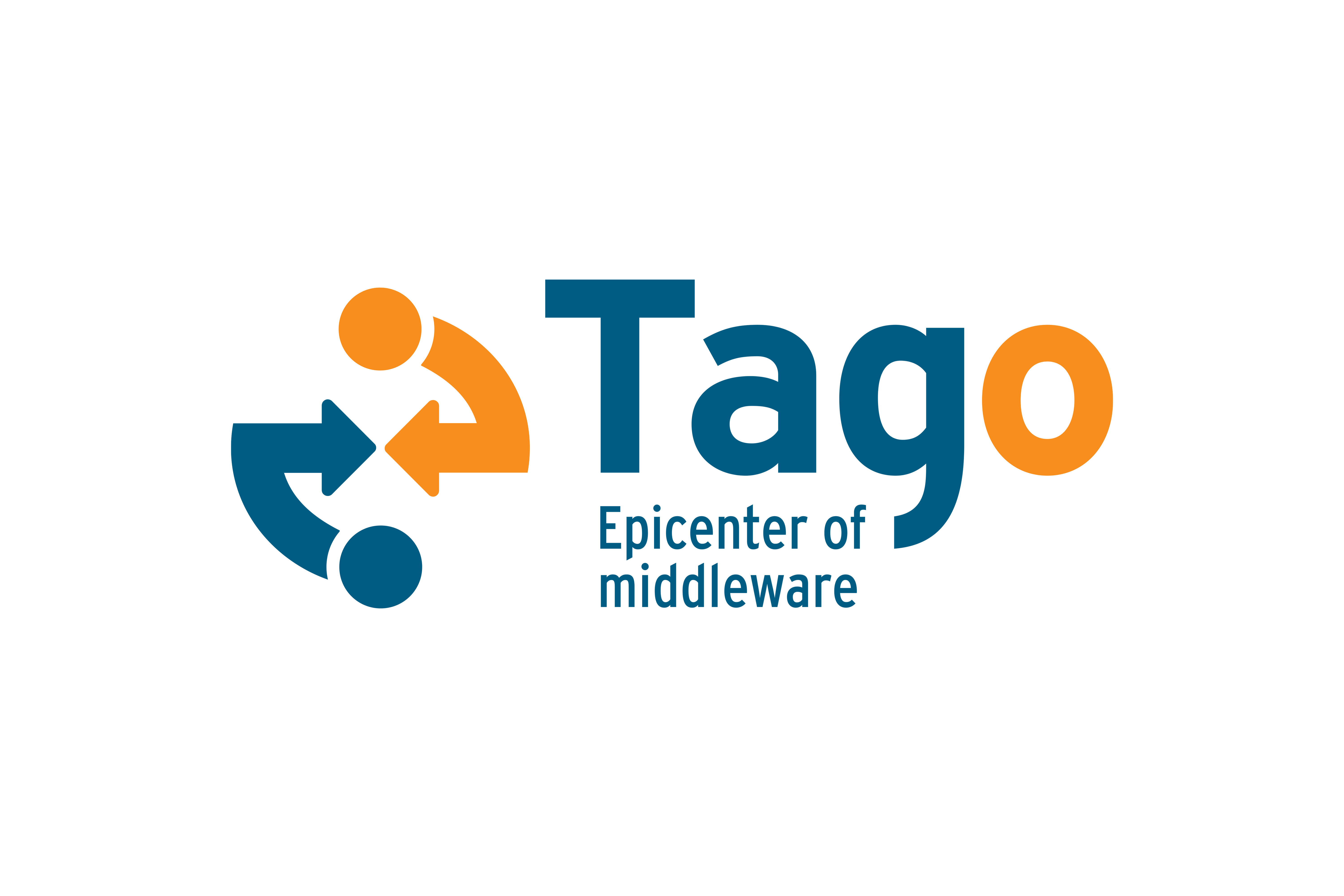 Logo design by Virtual Apiary for Tago