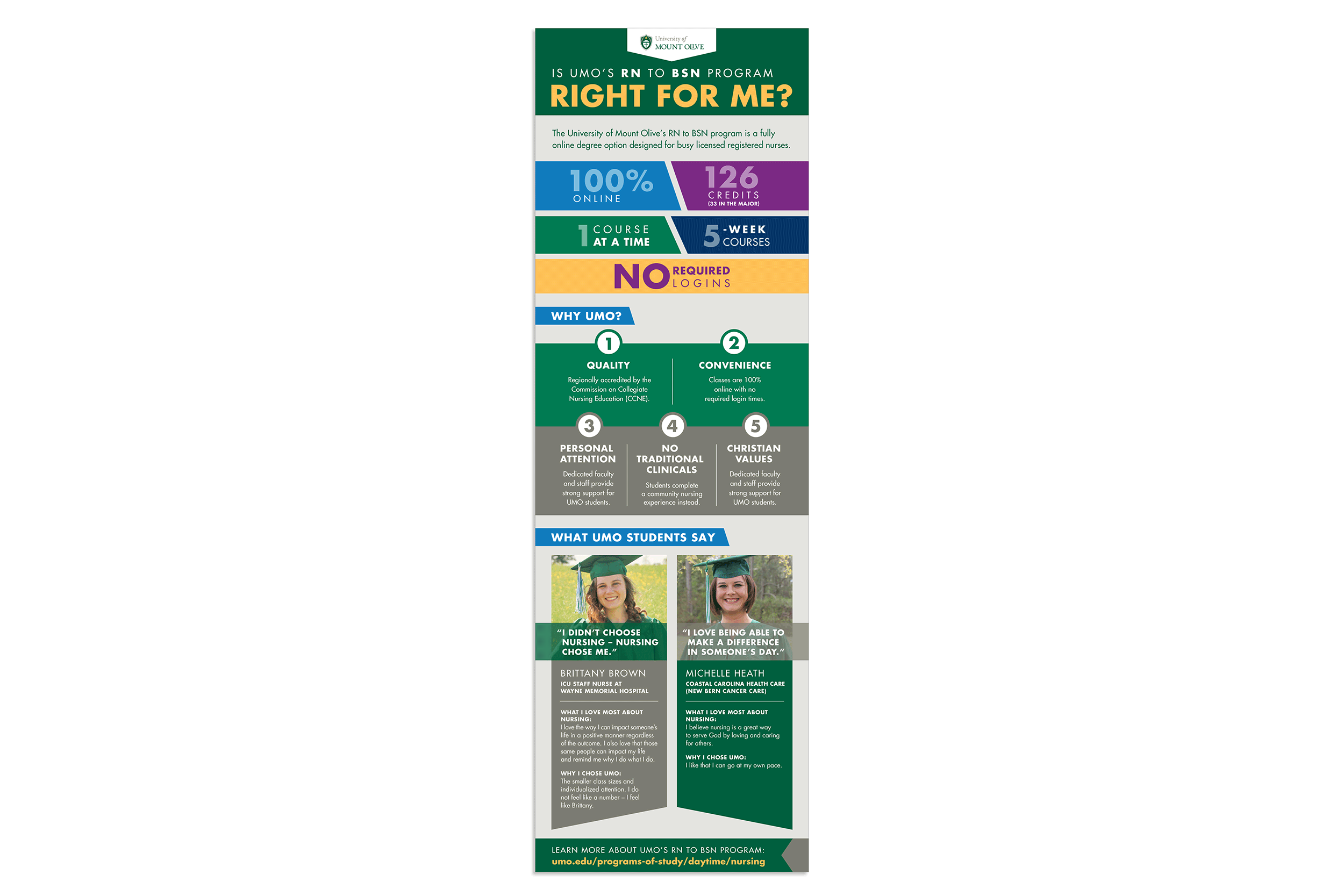 Infographic design by Virtual Apiary for Mt. Olive