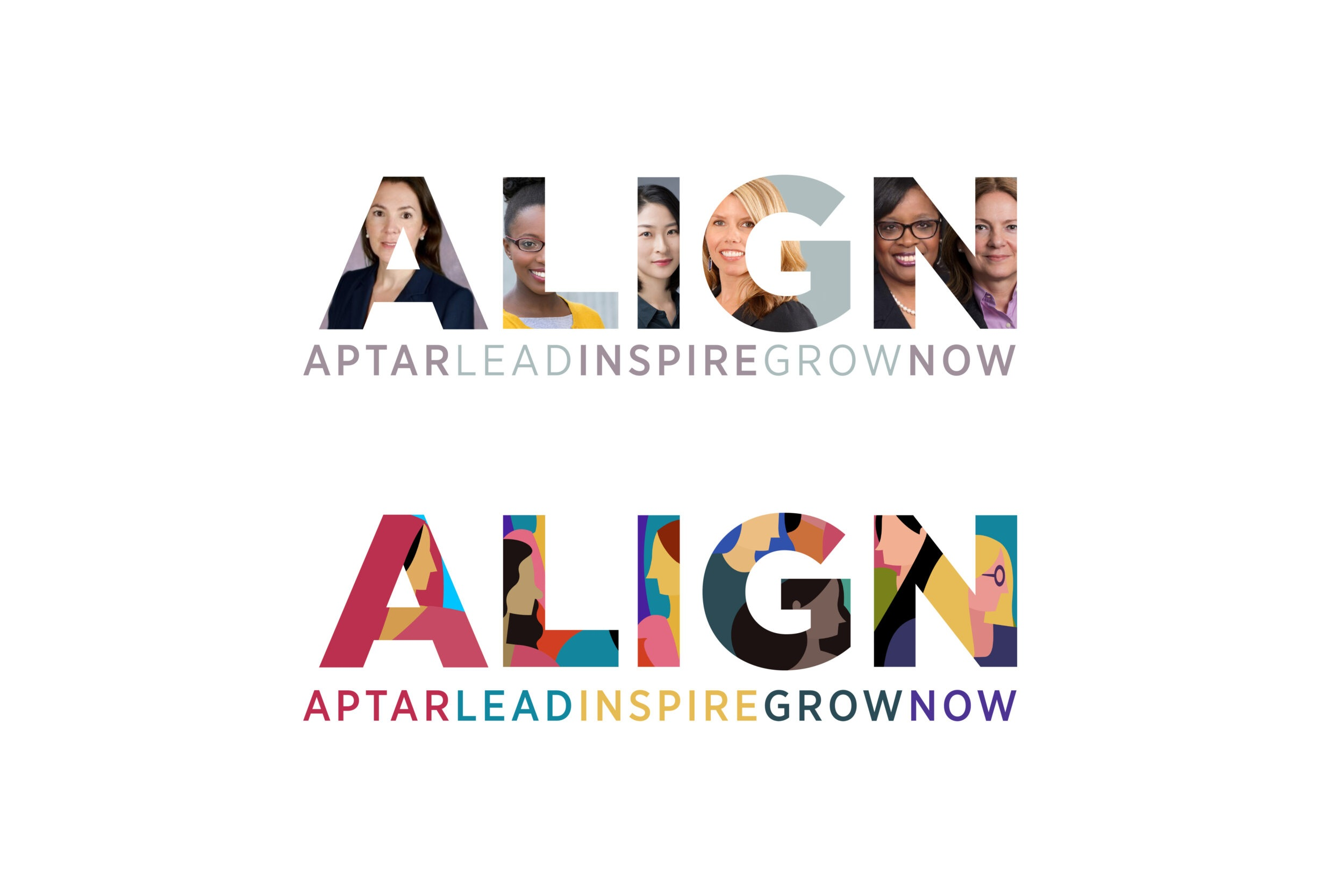 Logo design by Virtual Apiary for Align