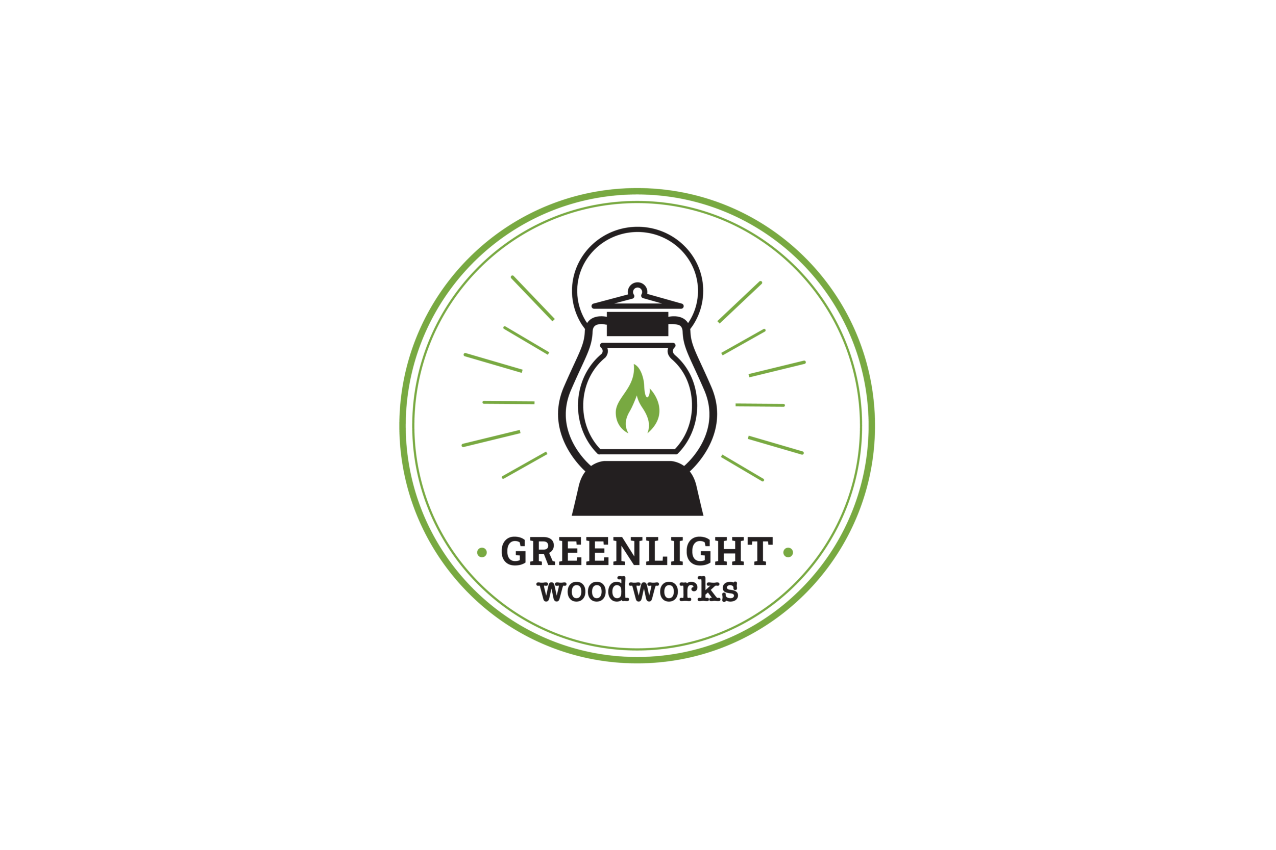 Logo design by Virtual Apiary for Greenlight