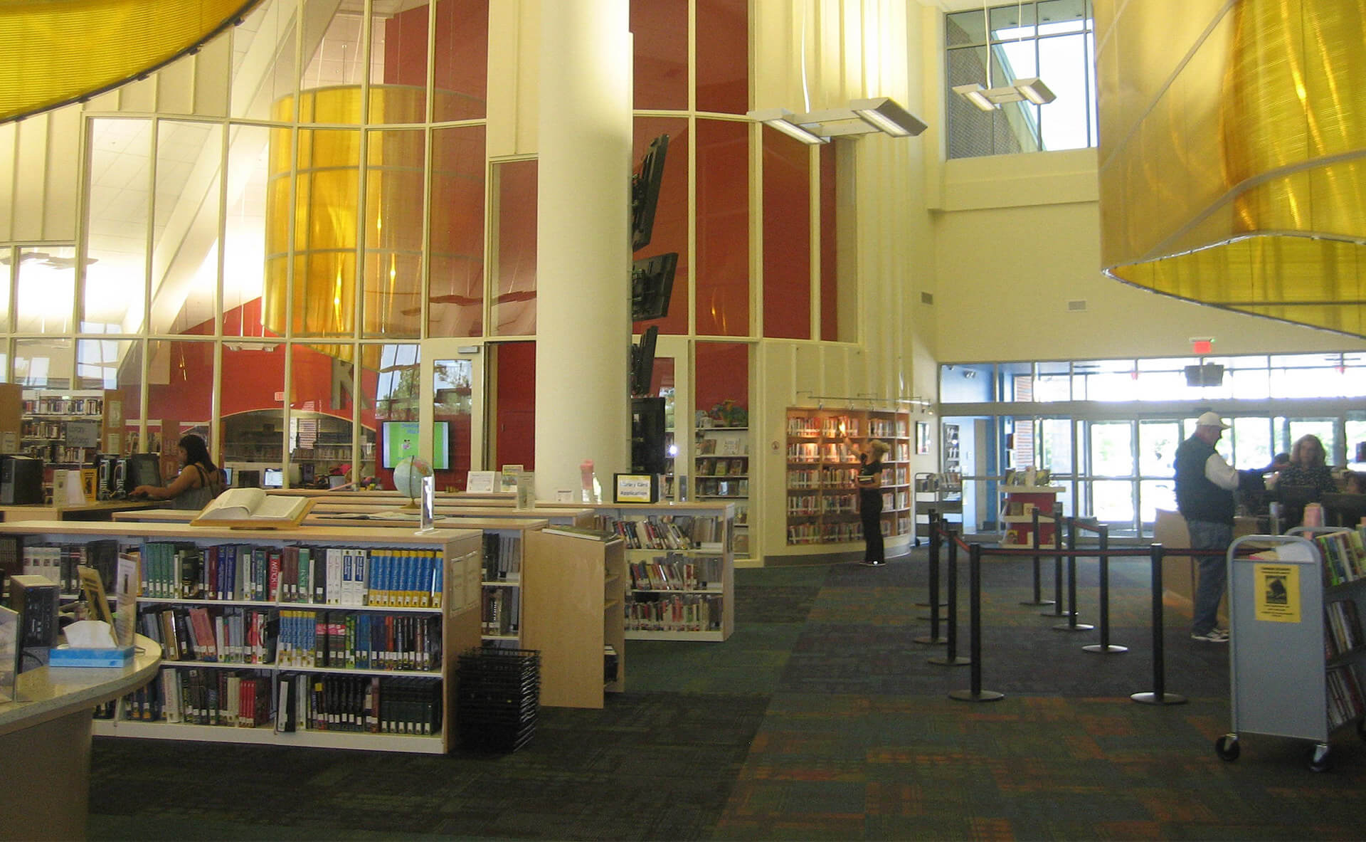 Friends Of The Bear Library