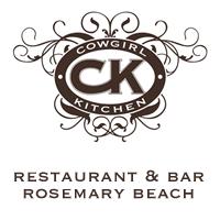 cowgirl kitchen rosemary beach mneu