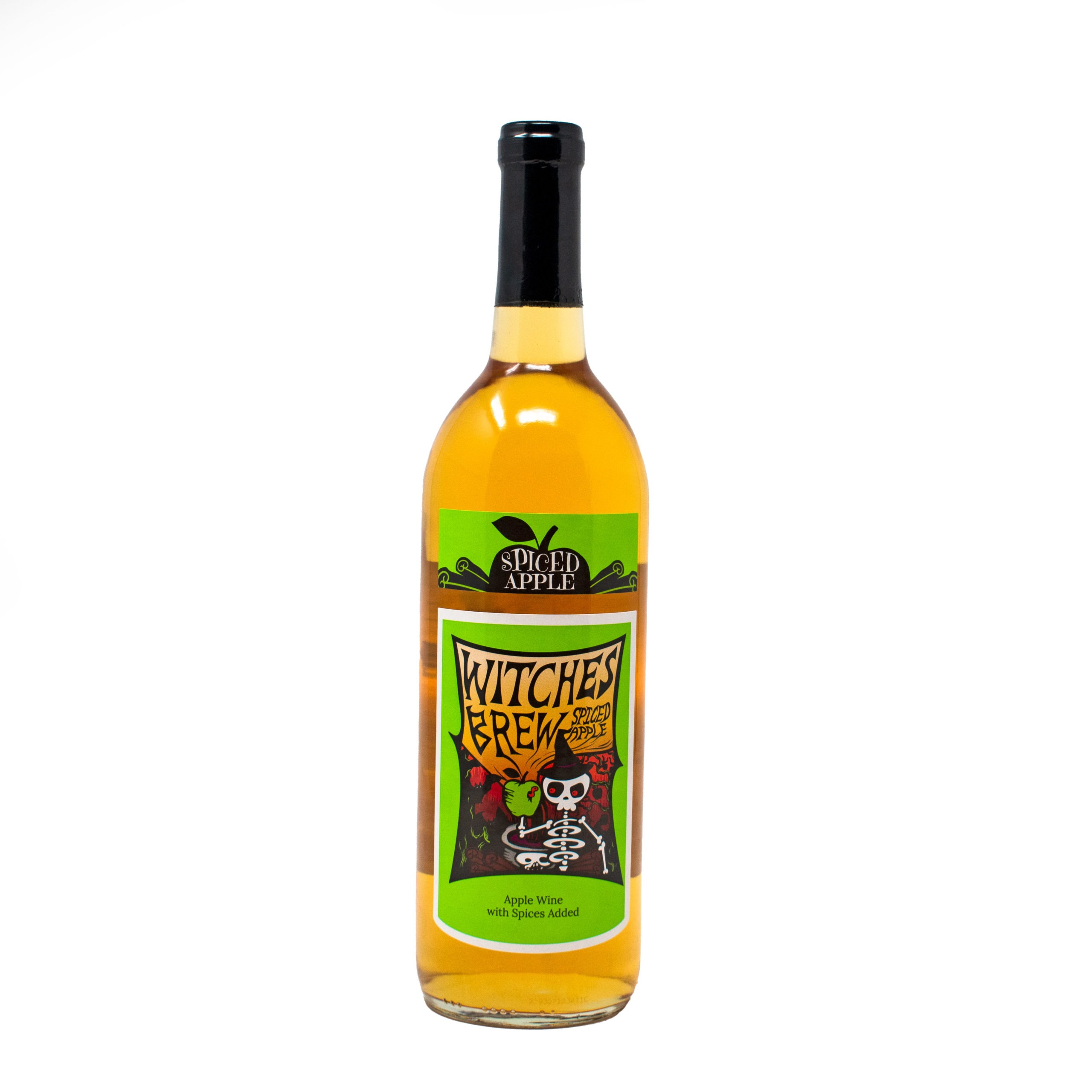 Witches Brew Spiced Apple
