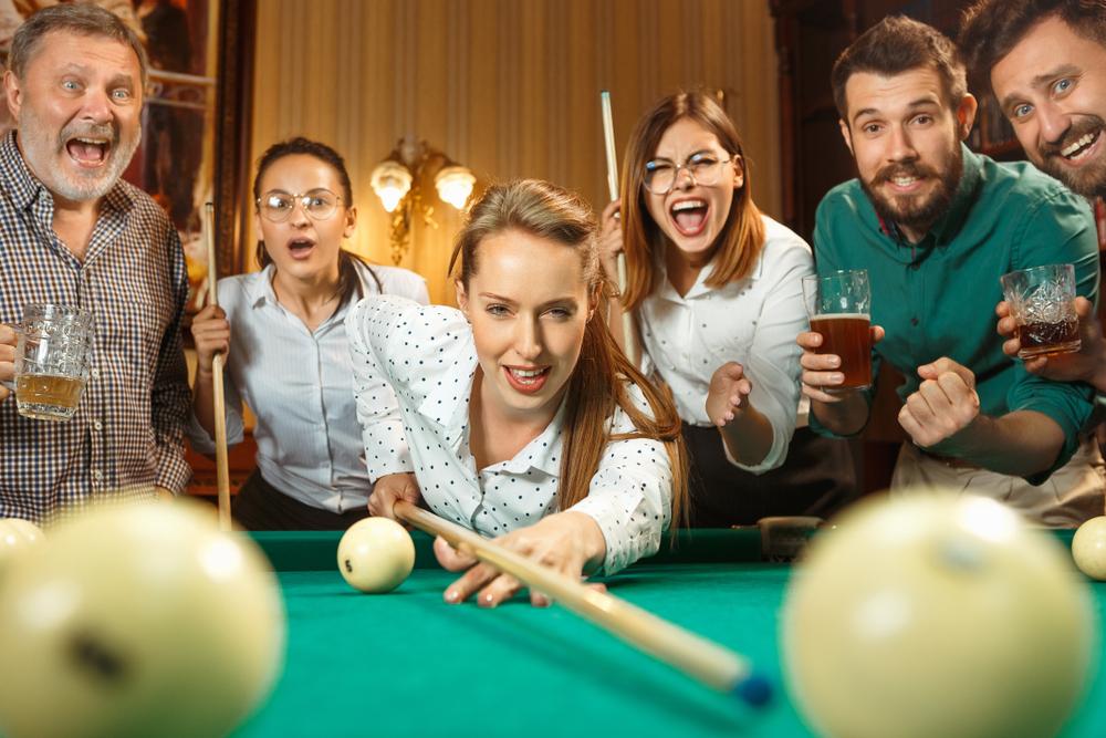 Pool Table Etiquette 101