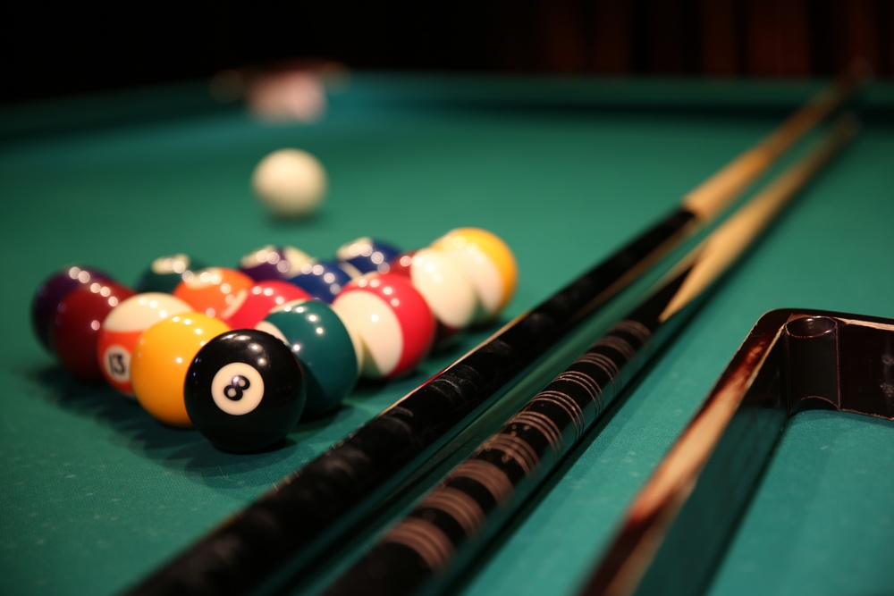 3 Different Types of Billiard Games You Should Know