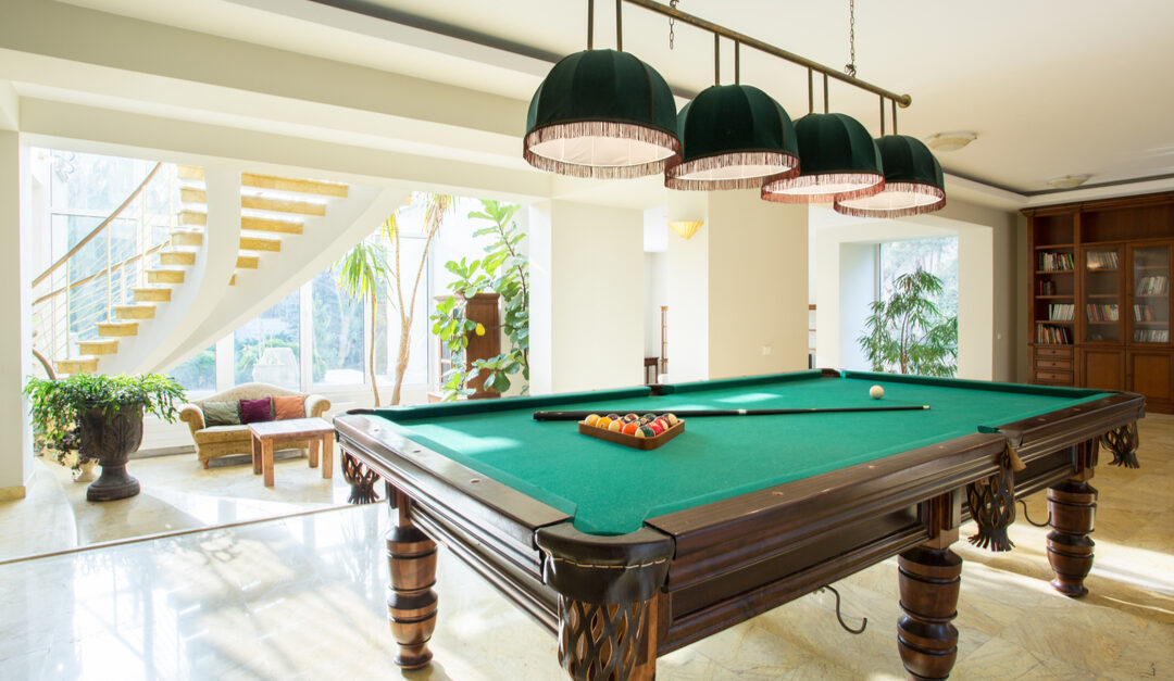 Why You Should Buy a Pool Table
