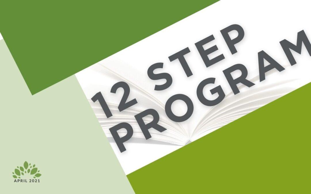 12 Steps of Recovery Program